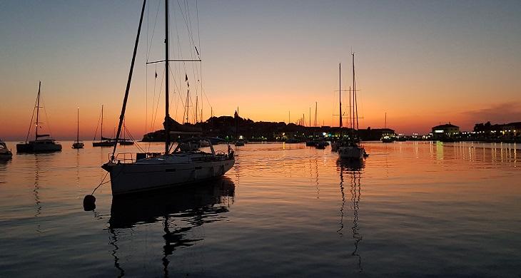 Kapitánský kurz základní Chorvatsko